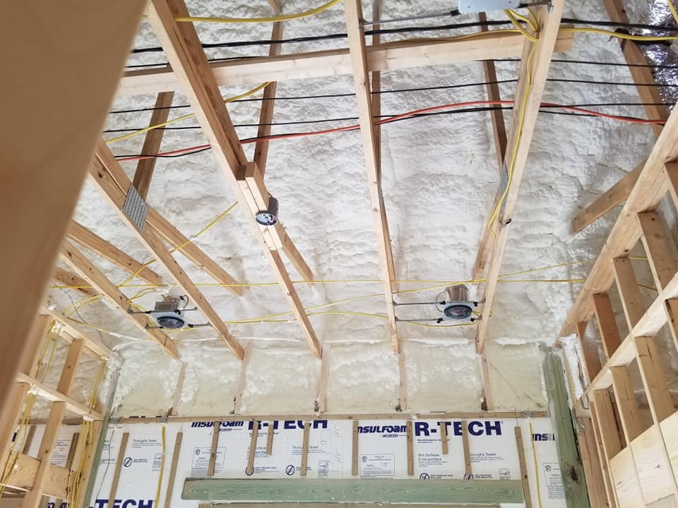 About Foam Insulation Rhode Island