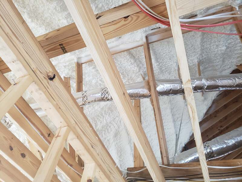 About Insulation Spray  Foam Rhode Island