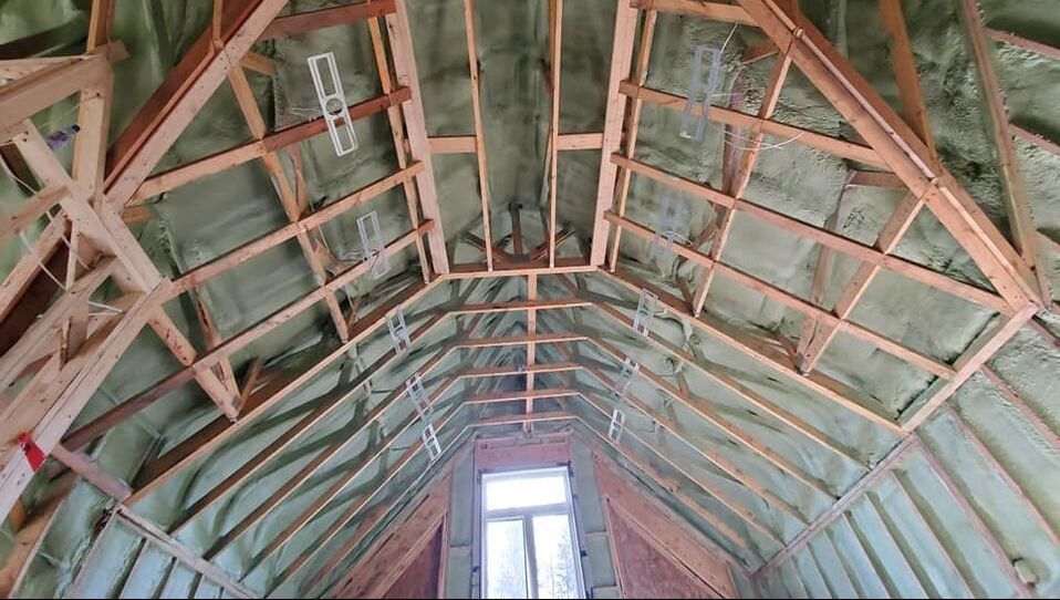 About Spray Foam Insulation Rhode Island